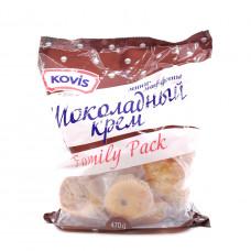 Мини — кексы Kovis шоколад, 470г