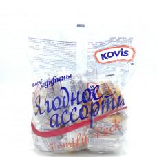 Мини — кексы Kovis ягодное ассорти, 470г