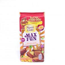 Шоколад Alpen Gold MaxFun тропик 150гр