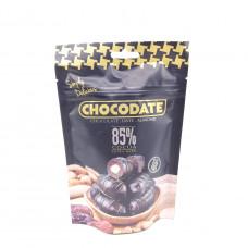 Финики CHOCODATE Dark в черном шоколаде с миндалем 100гр