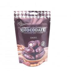 Финики CHOCODATE в черном шоколаде с миндалем 100гр