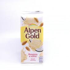Шоколад Alpen Gold миндаль и кокос 85 гр