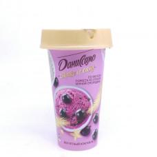 Йогуртный коктейль Danone Даниссимо Черная смородина 2,7% 190 гр