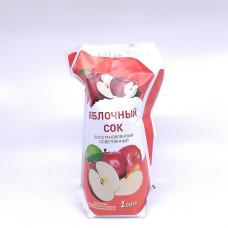 Сок Ecolean яблочный 1л