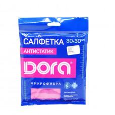 Салфетка Dora антистатик 30*30см