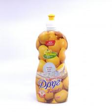 Средство для мытья посуды  Друг лимон 500мл
