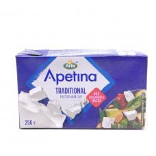 Сыр Arla Apetina Traditional  рассольный 52,5% 250 гр