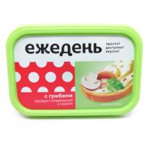 Продукт плавленный с сыром Ежедень С грибами 370гр