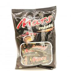 Батончик шоколадный Mars minis, 182г