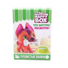 HAPPY BOX Пушистые лапки +карамель в коробочке 18гр