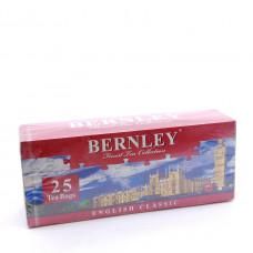 Чай Bernley English Classic черный байховый 25 шт