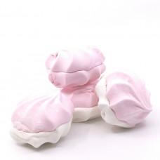 Зефир бело-розовый BS Баян Сулу