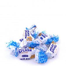 Карамель Milky Splash с молочной/шоколадной начинкой Рошен