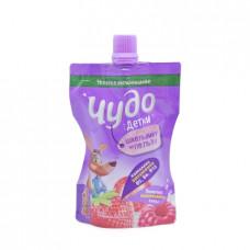 Йогурт Чудо Детки Мультифрукт клубника-малина 2,5% 85гр