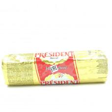 Масло President сливочное несоленое, 1кг