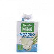 Молоко Здоровое меню рисовое, 0,5 л