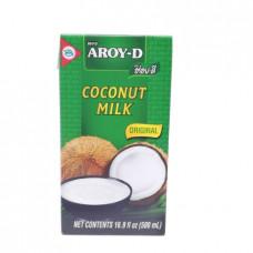 Молоко Кокосовое Aroy-D 500мл