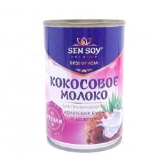 Молоко Кокосовое Сэн Сой 400 мл