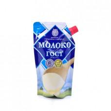Молоко сгущенное Гост цельное с сахаром, 8.5% 270г