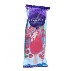 Мороженое Bahroma Фруктовый лукум Гранат-черешня, 75г