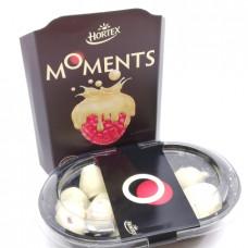 Мороженое Moments малина в бел.шок 100 гр