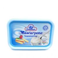 Крем сырный Mascarpone Плавыч 400гр