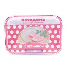 Продукт плавленый с сыром Жинкина крынка с беконом 24%, 400г
