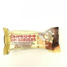 Сырок глазированный Сыркофф Московский картошка на вафельке 23%, 45г