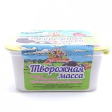 Масса творожная Продукт Масленково Чернослив-грецкий орех 20%, 450 гр