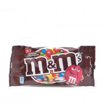 Драже M&M's молочный шоколад, 45г