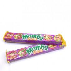 Жевательная конфета Мамба 2в1, 79.5г