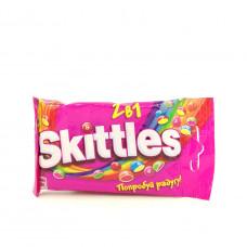 Драже Skittles 2в1 в сахарной глазури, 38г