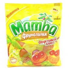 Мармелад Mamba Фрумеладки жевательный фруктовый микс, 60г