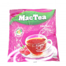 Чай MacTea малина, 20шт.360г