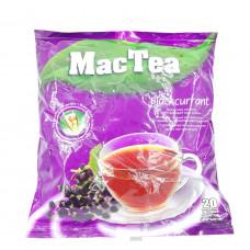 Чай MacTea черная смородина, 20шт.360г