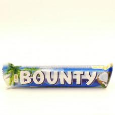 Батончик шоколадный Bounty с кокосом, 55г