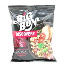 Лапша Big Bon Discovery курица соус Сальса по-мексикански, 95 гр м/у