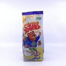Завтрак Супер-хрупер фигурный медвежата шоколадные 200гр