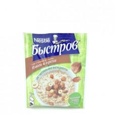 Каша Быстров 5 злаков изюм и орехи Без варки 40 гр