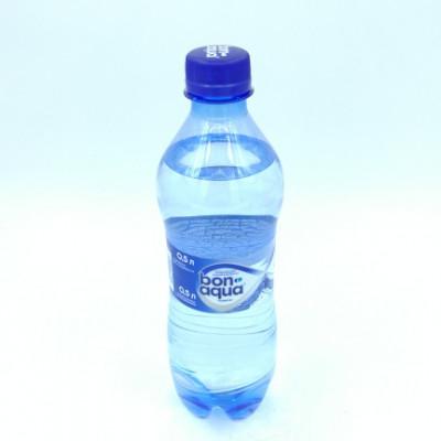 Вода BonAqua газированная 0,5л