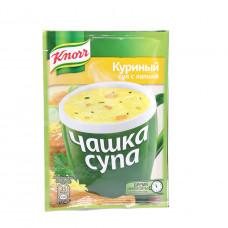 Суп Knorr куриный с лапшой 1 порция