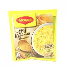 Суп Maggi куриный с вермишелью, 50 г