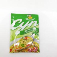 Суп Приправыч Куриный с вермишелью 60 гр