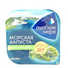 Морская капуста Русское Море классическая, 200г