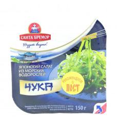 Салат из морской капусты Санта-Бремор Чука, 150г