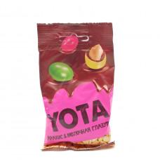Драже Yota арахис в молочном шоколаде и цветной глазури, 40г