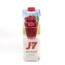 Нектар J-7 вишня осветленный, 0.97л