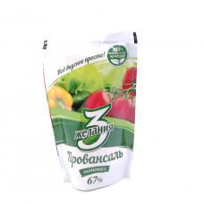 Майонез 3 желания Провансаль, 67% 100 гр