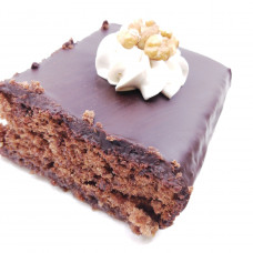 Пирожное Брауни Шоколад с Грецким орехом СЕВЕРНЫЙ 2