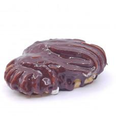 Пирожное заварное с белковым кремом в шоколаде СЕВЕРНЫЙ 2